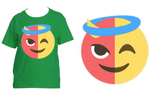 a185b5aa Keto Bacon Love Emoji T-Shirt | Abduc-Tees